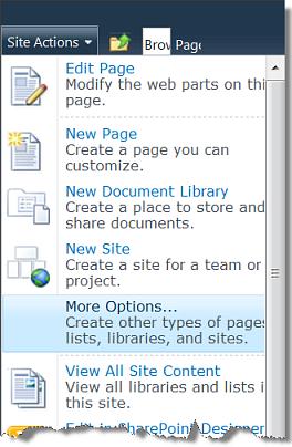 Create SharePoint wiki