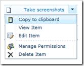 menuclipboard