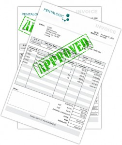 Simple SharePiont Workflow - Invoice Approval