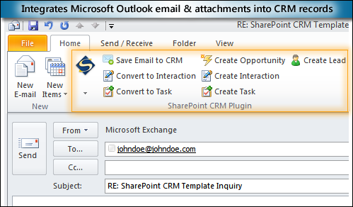 sharepoint-crm-outlook-plugin